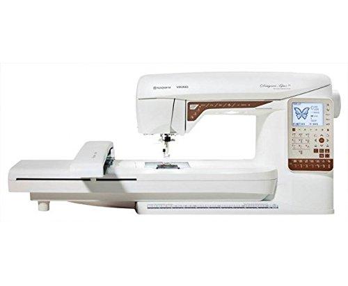 Husqvarna 7393033087555Topaz Designer 25 -Macchina da cucire e da ricamo+ unità di ricamo