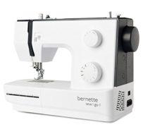 Bernina Bernette Sew&Go1 Macchina da cucire - Cucito Swiss Design