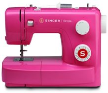 Singer MC Simple 3223 Macchina per cucire, Rosa (Pink Edition)